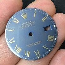 Rolex Originale quadrante Dial Datejust acciaio oro gold
