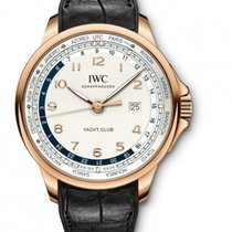 IWC Portugieser Yachtclub Worldtimer Limited to 100 Pieces