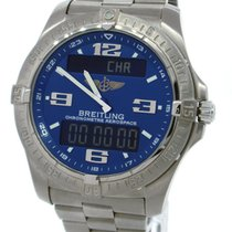 Breitling Aerospace Advantage Analog/Digital Titanium