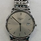 Longines La Grande Classique All Steel Slim Dresswatch