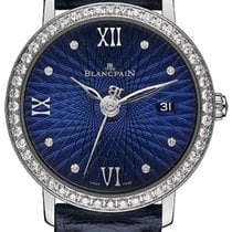Blancpain Villeret Ultra Slim Ladies Automatic 29mm 6102c-1929...