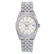 Rolex Datejust Men's Stainless Steel Automatic Watch Dome...