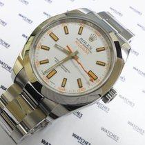 Rolex Oyster Perpetual Milgauss - 116400