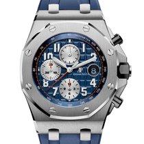 Audemars Piguet Royal Oak Offshore Chronograph Royal-Blue Dial