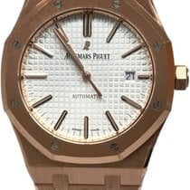 Audemars Piguet Royal Oak Rose Gold Bracelet 15400OR.OO.1220OR.02