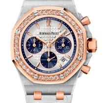 Audemars Piguet Royal Oak Offshore Chronograph 18K Pink Gold...