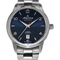 Alpina Modell: Alpiner Automatic inkl. Lederband  NEU