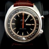 Omega 41mm Manual wind Seamaster Chronostop Vintage cal. 865