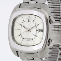 Jaeger-LeCoultre Memovox Vintage Watch Ref. E871 Cal. 916