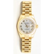 Rolex Midsize President Model 178278, 18K Yellow Gold Classic...