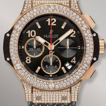 Hublot DIAMONDS PAVE' GOLD BIG BANG 341PX130RX174