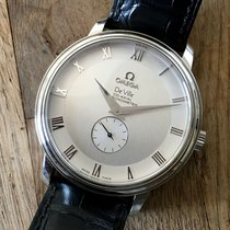 Omega DeVille Co-Axial Chronometer Ref. 48133001– Like New -...