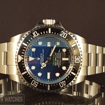 Rolex Sea-Dweller Deepsea deep blue
