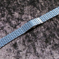 Zenith 19mm Watch Bracelet Stahl Armband Band New Steel Neu...
