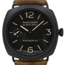 Panerai PAM 292 Radiomir Black Seal 45mm Ceramic Leather BOX...