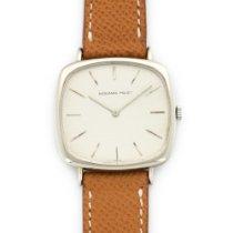 Audemars Piguet Vintage  White Gold Cushion TV-Shaped Watch