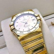 Omega – Chronometer Constellation 18K – Men's – 1990–1999