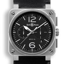 Bell & Ross Aviation BR 03-94 Chronographe Steel