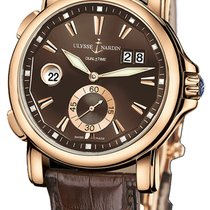 Ulysse Nardin Dual Time 42 mm 246-55.95
