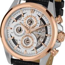 Jacques Lemans LIVERPOOL 1-1847C Herrenchronograph Design...