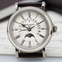 Patek Philippe 5159G-001 Retrograde Perpetual Calendar 18K...