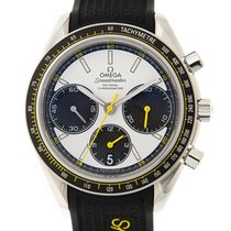 Omega Speedmaster Stainless Steel White Automatic 326.32.40.50...