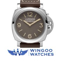 Panerai LUMINOR 1950 3 DAYS ACCIAIO - 47MM Ref. PAM00663