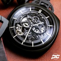 沛納海 (Panerai) LO SCIENZIATO Tourbillon GMT Pocket Watch...
