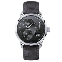 Glashütte Original Men's 1-65-01-23-12-04 PanoReserve