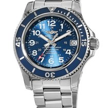 Breitling Superocean II Unisex Watch A17312D1/C938-179A