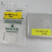 Rolex Rare All Original Oem Gold Embossed Rolex Crystal And...