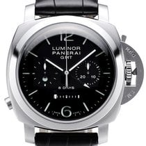 Panerai Luminor 1950 Chrono Monopulsante 8 Days GMT - 44mm