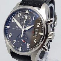 IWC SpitFire Pilots 43mm Steel Mens Automatic Watch