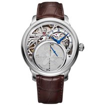 Maurice Lacroix Masterpiece Mysterious Seconds MP6558-SS001-096-1