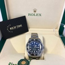 Rolex Sea Dweller Deep Sea D-Blue James Cameron