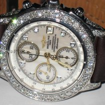 Breitling Chronomat Chronograph Stainless Steel Automatic...
