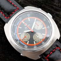 Nivada Chronoking Chronograph Cal.Valjoux 72 Sehr Selten ca.1960