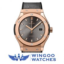 Hublot - CLASSIC FUSION - KING GOLD RACING GREY Ref. 542.OX.70...