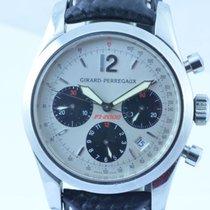 Girard Perregaux Herren Uhr Chronograph Automatik F1 2000 43mm...