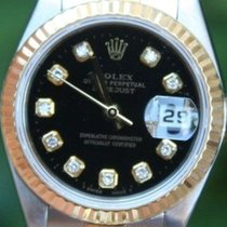 Rolex 18k Gold And Steel 26mm Ladies Automatic Datejust Watch...