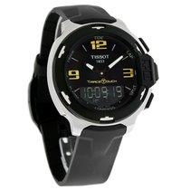 Tissot T-Race Touch Mens Digital Swiss Quartz Watch T081.420.1...