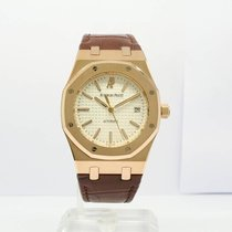 Audemars Piguet 15300OR.OO.D088CR.02 RoyalOak Pink Gold 39mm