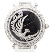 Cartier Bestiaire White Gold Diamond Black Automatic HPI00633