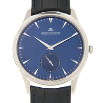 Jaeger-LeCoultre Master Ultra Thin Stainless Steel Blue...