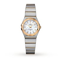Omega Constellation 18ct Gold and Steel Ladies Watch 123.20.24...