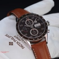 TAG Heuer Carrera Cal 16 CV2A12 Day Date Chronograph Automatic...