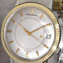 Jaeger-LeCoultre Memovox  Alarm with original Steel/Gold Bracelet