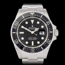 Rolex Sea-dweller Stainless Steel Gents 126600 - W4495