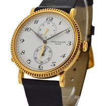 Patek Philippe 5034J 5034 Travel Time Yellow Gold - Ref 5034J...