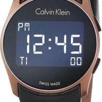 ck Calvin Klein Future K5B13YC1 Digitaluhr Sehr gut ablesbar